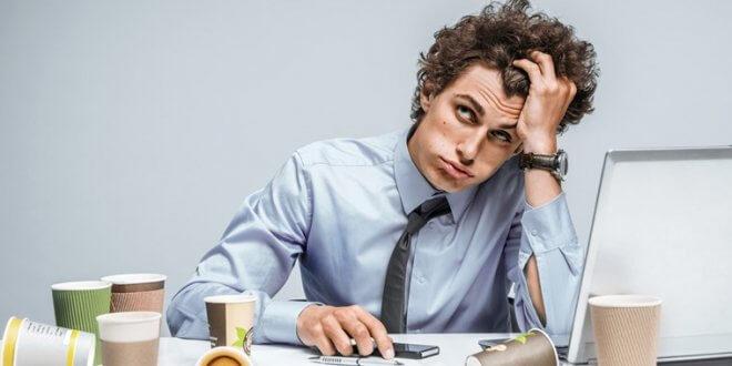 راه های کاهش استرس کاری