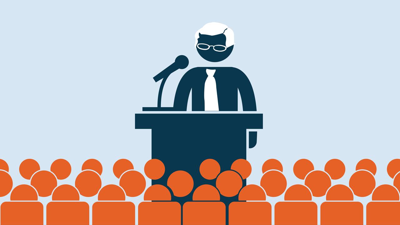 کاهش اضطراب سخنرانی