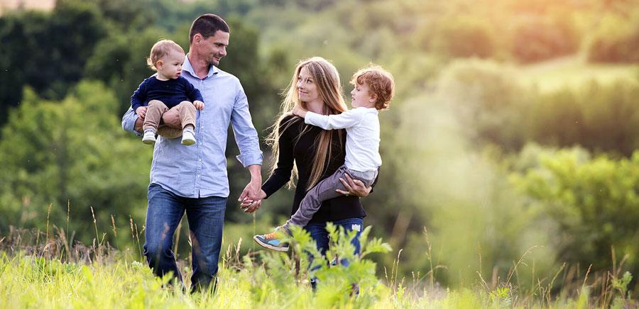 انواع خانواده
