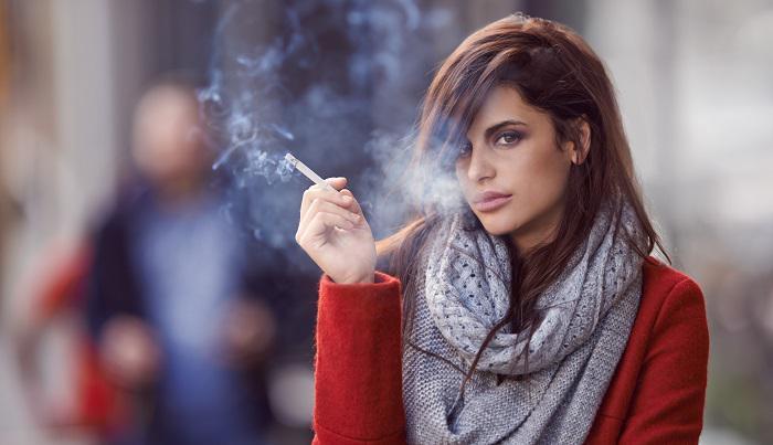 دخانیات بر روابط جنسی