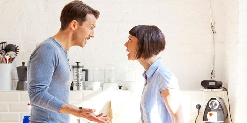 راه های مذاکره با همسر