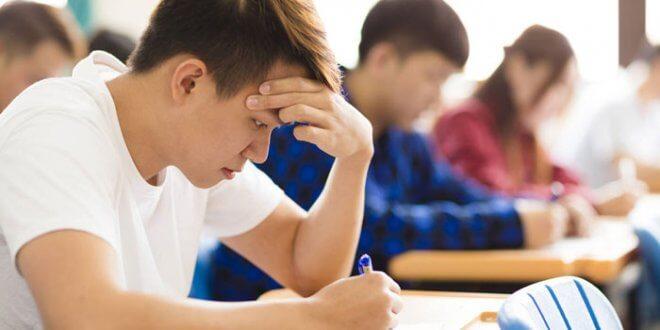 علائم استرس نوجوانان