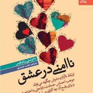 کتاب نا امنی در عشق