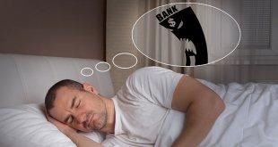 تاثیر استرس بر خواب wikiravan