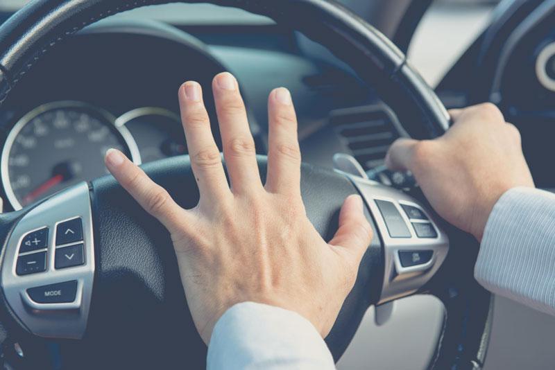 کاهش استرس رانندگی