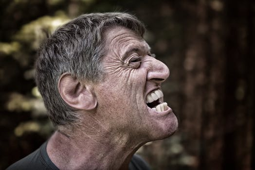 بررسی انواع خشم