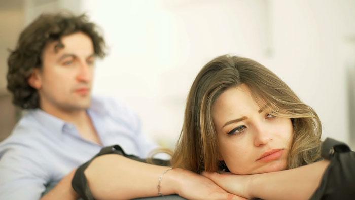 بدبینی زن نبست به شوهر