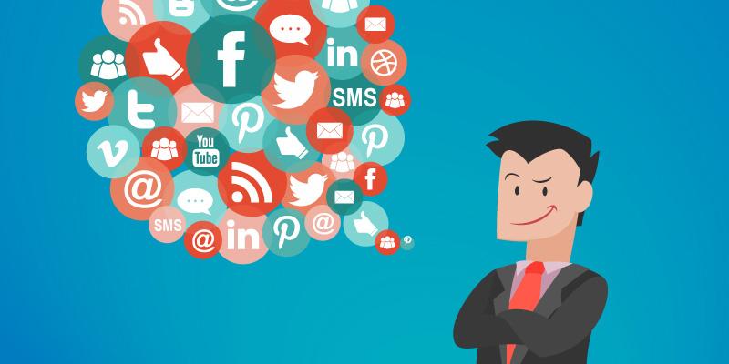 مشاور شبکه های اجتماعی