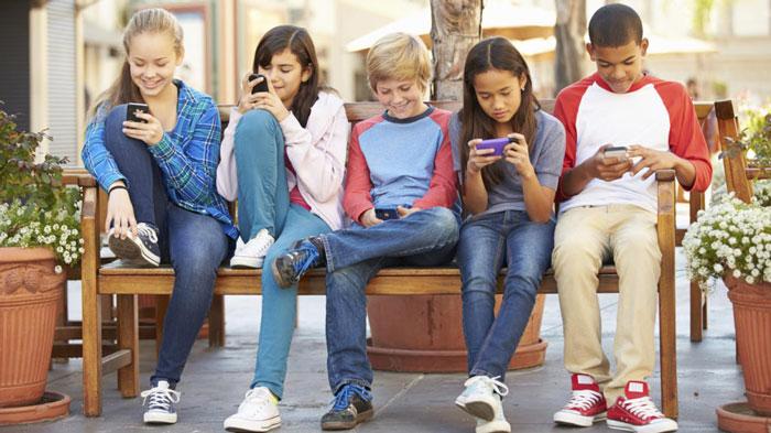 روابط اجتماعی بچه ها
