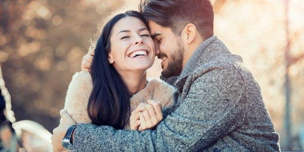 زوج خوشحال
