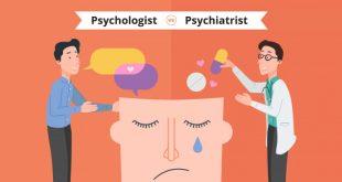 تفاوت روانشناس و روانپزشک چیست؟
