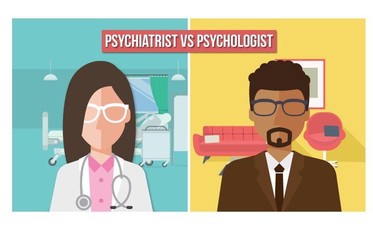 شباهت روانشناس و روانپزشک