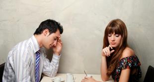 عدم علاقه زن به مرد