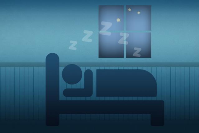 همه ۵ مراحل خواب