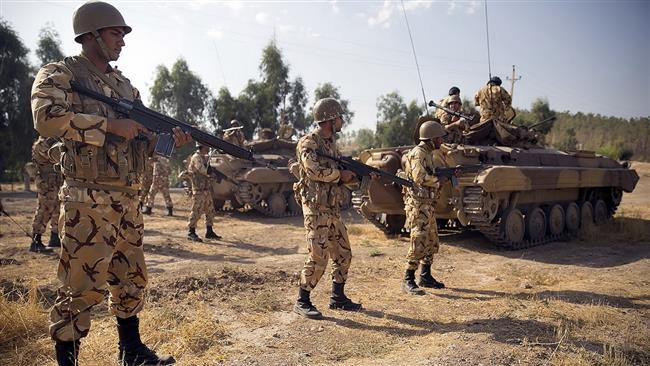 ارتش ایران - پر استرس ترین مشاغل دنیا