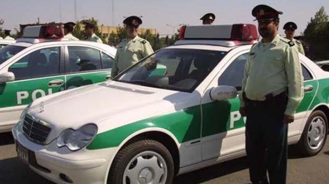 پلیس نیروی انتظامی ایران