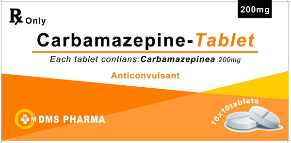 کاربامازپین Carbamazepine