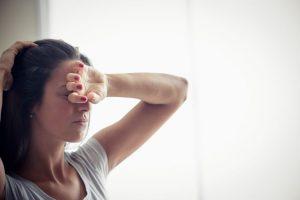 تاثیر افسردگی بر بدن انسان