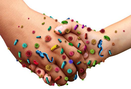 فوبیای میکروب