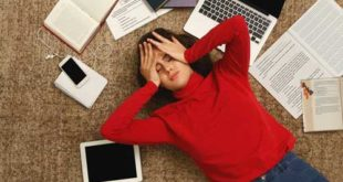 استرس بی دلیل و بی علت