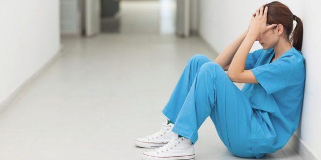 استرس شغلی پرستاران