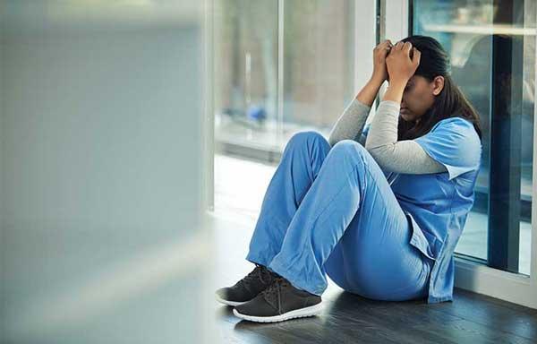 استرس-کاری-پرستاران