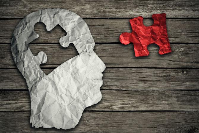 تاثیر افسردگی بر حافظه