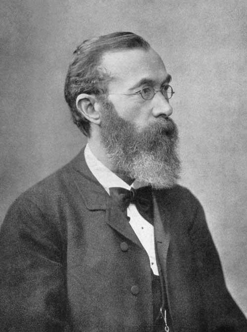 بنیانگذار روانشناسی ویلهلم وونت