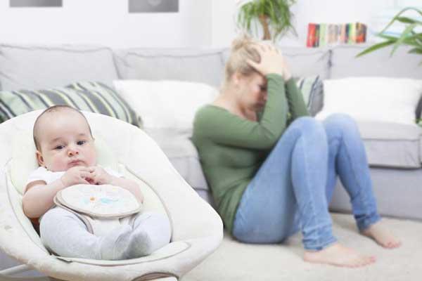 افسردگی-در-نوزادان