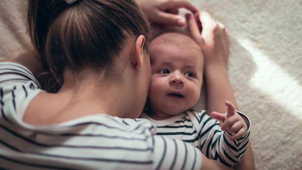 درمان-افسردگی-نوزاد