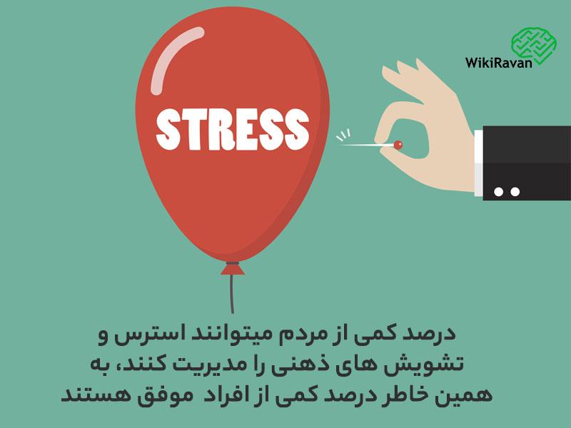 علائم استرس مزمن