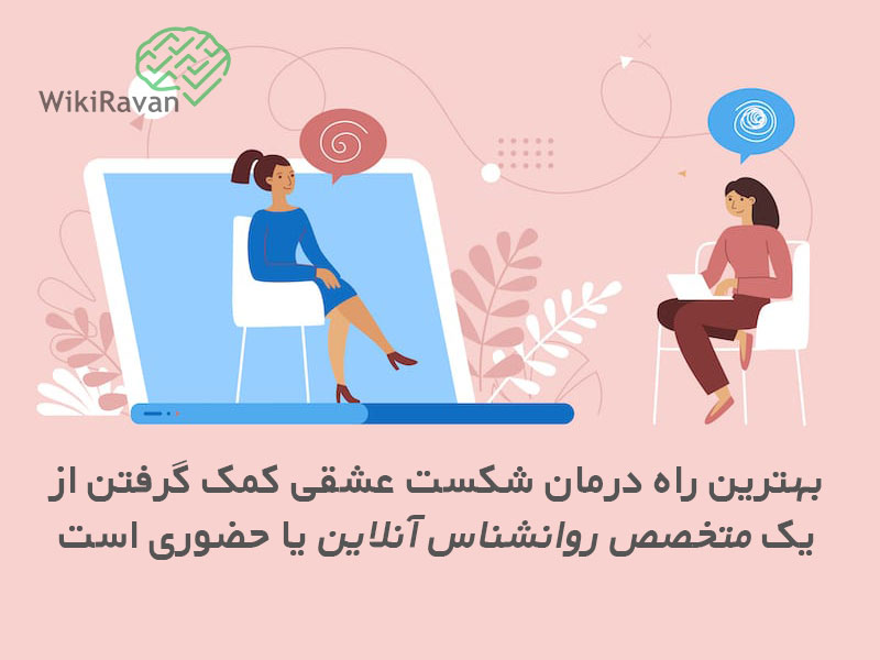 چگونه با افسردگی بعد از طلاق کنار بیاییم