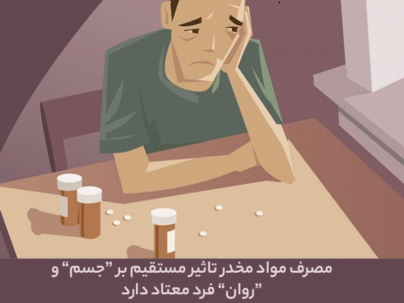 علائم اعتیاد به هروئین