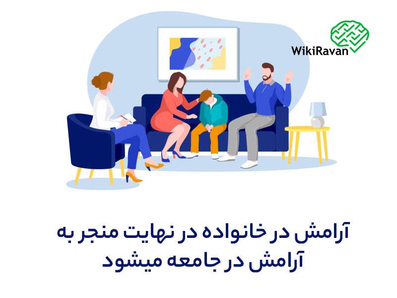 نقش خانواده در جامعه